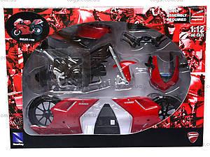 Сборный мотоцикл Ducati 1198, 57145A, фото