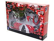 Сборный мотоцикл Ducati 1198, 57145A, детские игрушки