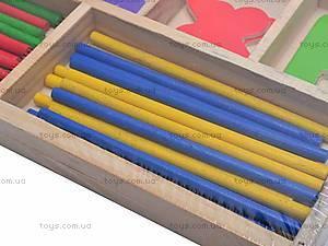 Счетный набор, деревянный, BT-WT-0171, фото