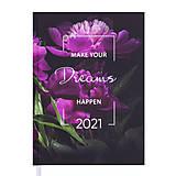 Ежедневник датированный 2021 Magic А5 336 с (фиолетовый), BM.2159-07, отзывы