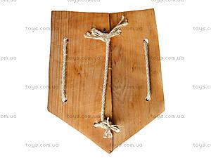 Игрушечный деревянный щит, 171979, купить
