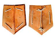 Игрушечный деревянный щит, 171979, купить игрушку