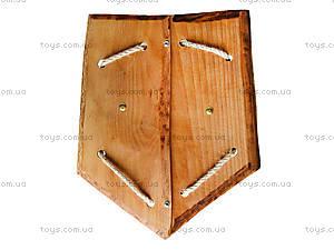 Игрушечный деревянный щит, 171979, фото