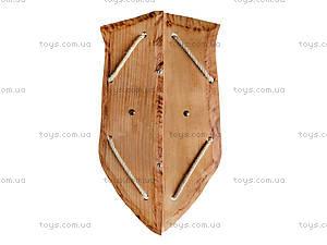 Щит деревянный игровой, 171980, фото