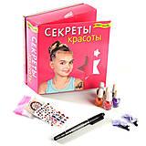 Набор для детского творчества «Секреты красоты», , купить
