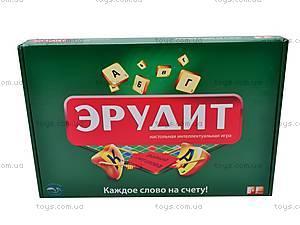 Семейная настольная игра «Эрудит», , купить