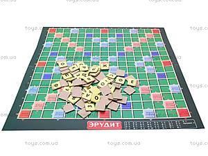 Семейная настольная игра «Эрудит», , фото