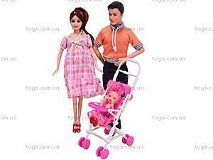 Семья кукол с ребенком, 116-31B