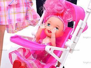 Семья кукол с ребенком, 116-31B, цена