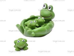 Семья лягушек для купания, C6012, отзывы