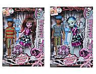 Куклы семья Monster High, RY299B, отзывы