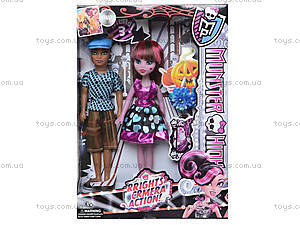 Куклы Семья серии «Monster High», RY299D, отзывы