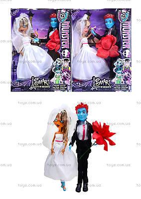 Набор кукол «Семья Monster High», 8911-A3
