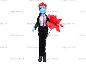 Набор кукол «Семья Monster High», 8911-A3, детские игрушки