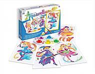 Рисование акварельными красками «Магия», 5 цветов, 697, купить
