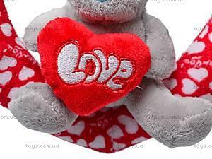 Сердце с медвежонком, AB9193B/20, фото