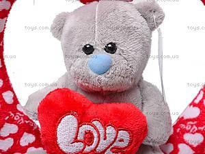 Сердце с медвежонком, AB9193B/20, отзывы