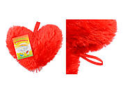 Мягкая игрушка «Сердечко», красное, 20.04.00, фото