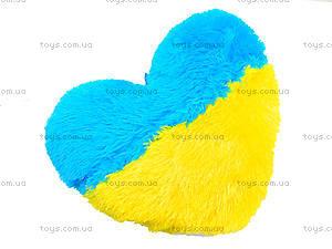 Подушка-сердечко «Украиночка», 20.05.02, фото