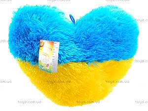 Подушка-сердечко «Украиночка», 20.05.02, отзывы