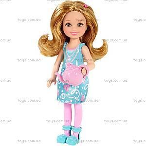 Кукла-сестричка Barbie «Челси и ее друзья», CGF39, фото