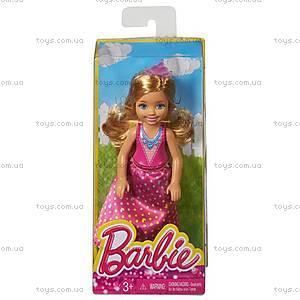 Кукла-сестричка Barbie «Челси и ее друзья», CGF39