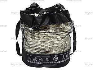 Сетка футбольная в рюкзаке, 02325859-3