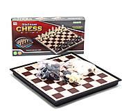Шахматы + шашки магнитные с большой доской, 3134, тойс ком юа