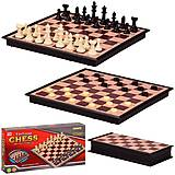 Набор магнитных шахмат и шашек (3136), 3136, фото