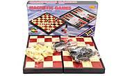 Шахматы, 3 в 1, 9831, купить