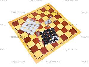 Игральный набор «Шахматы 3 в 1», Сеген, фото