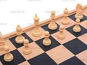Шахматы деревянные , 1899А, детские игрушки