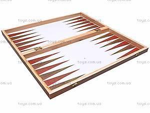 Шахматы деревянные, три в одном, W001D, фото