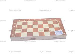 Шахматы из дерева с нардами, 560A (B15269), отзывы