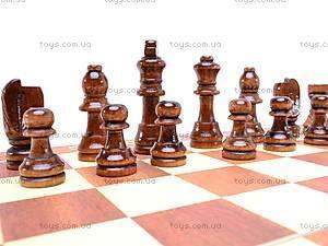 Шахматы из дерева с нардами, 560A (B15269), toys.com.ua