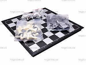 Шахматы магнитные 3 в 1, SC58810