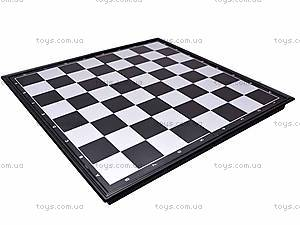 Шахматы магнитные 3 в 1, SC58810, цена