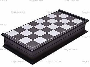 Шахматы магнитные, 3 в 1, SC53810, фото