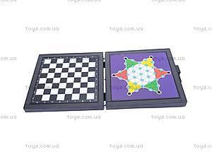Шахматы магнитные 5в1, 6852, купить