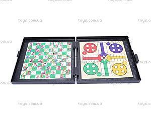 Шахматы магнитные 5в1, 6852, фото