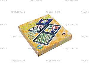 Шахматы магнитные 5в1, 6852, отзывы
