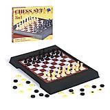 "Шахматы магнитные ""2 в 1"", 3608, цена"