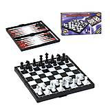 """Шахматы магнитные """"3 в1"""", JH618-25, отзывы"""