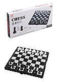Логическая игра шахматы, магнитные , B14, детские игрушки