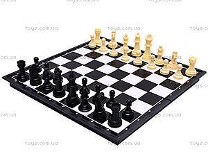 Шахматы пластиковые для детей, DL4813
