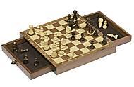 Шахматы с ящичками, 56919G, купити