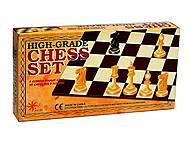 Настольные шахматы в коробке, 2202, фото