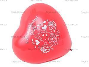 Шарики воздушные «Сердце», H11P1S1C, купить