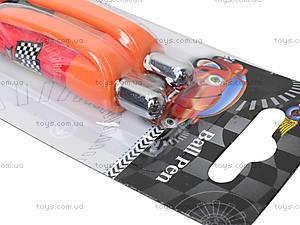 Ручки шариковые «Тачки», 2131-01, фото