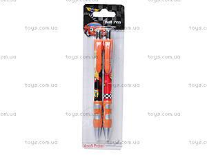 Ручки шариковые «Тачки», 2131-01